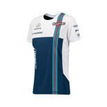 Koszulka t-shirt damska Team Williams Martini Racing 2017