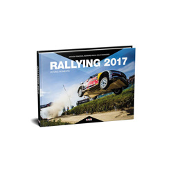 Album Yearbook WRC Moving Moments 2017