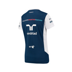 Koszulka t-shirt damska Team Williams Martini Racing 2018